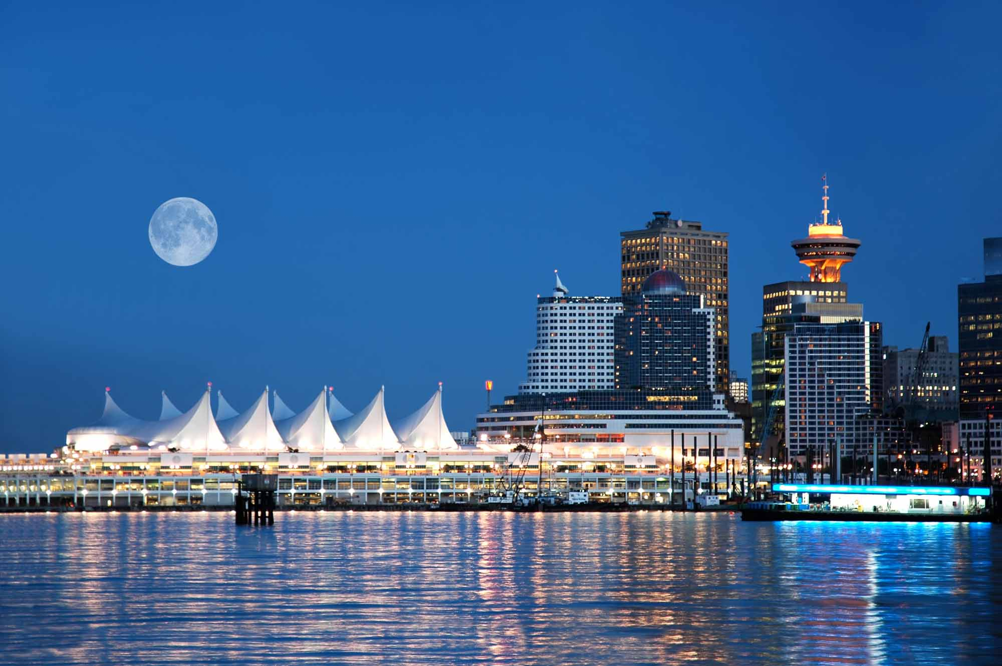Vancouver the canadian encyclopedia for Canadian cities to visit