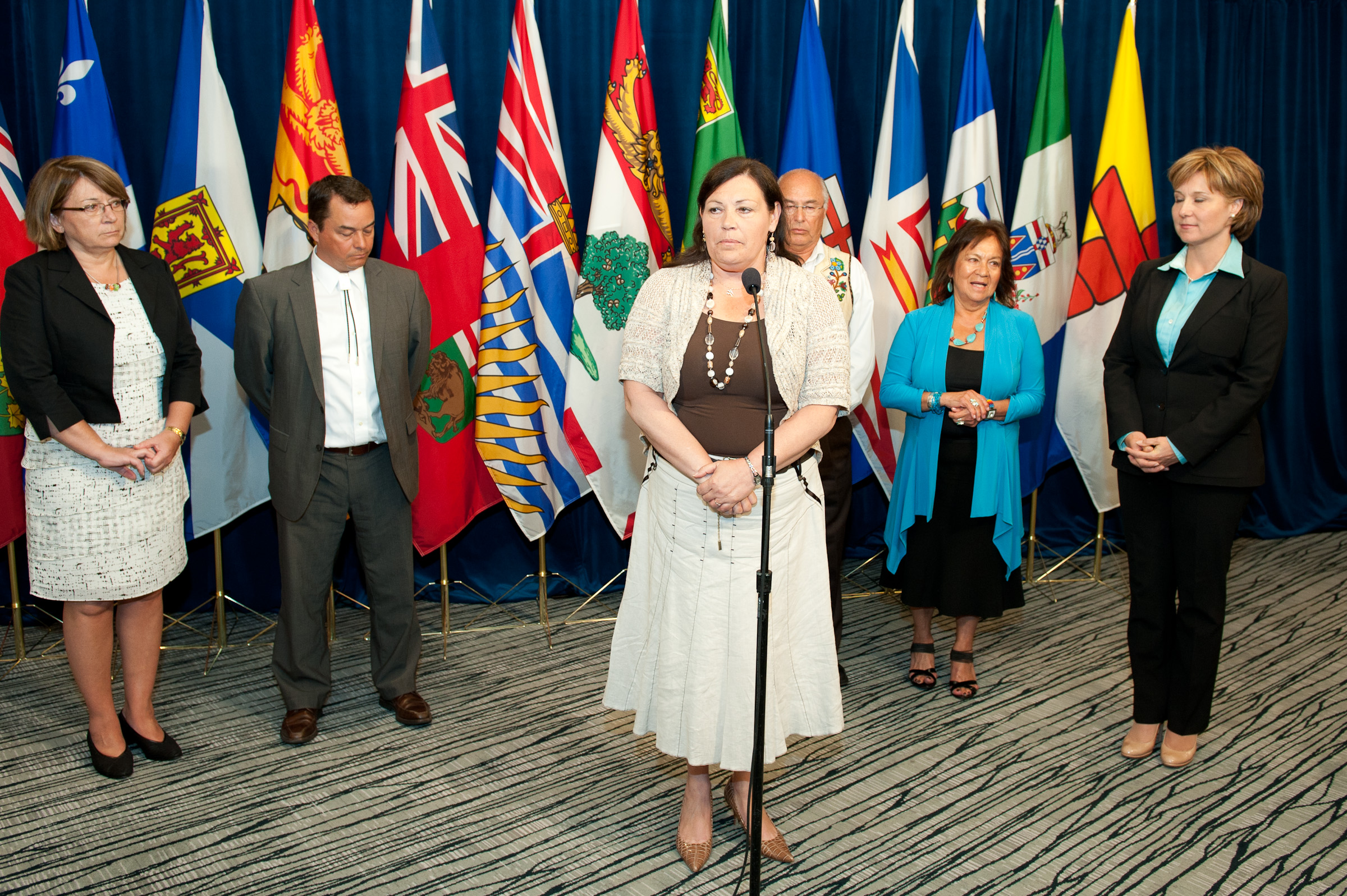 Congress of Aboriginal Peoples, 2011