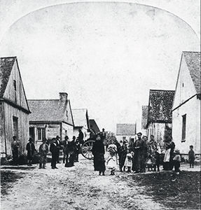 Native Village of Lorette