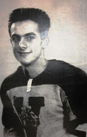 Gérard Théberge, hockey player