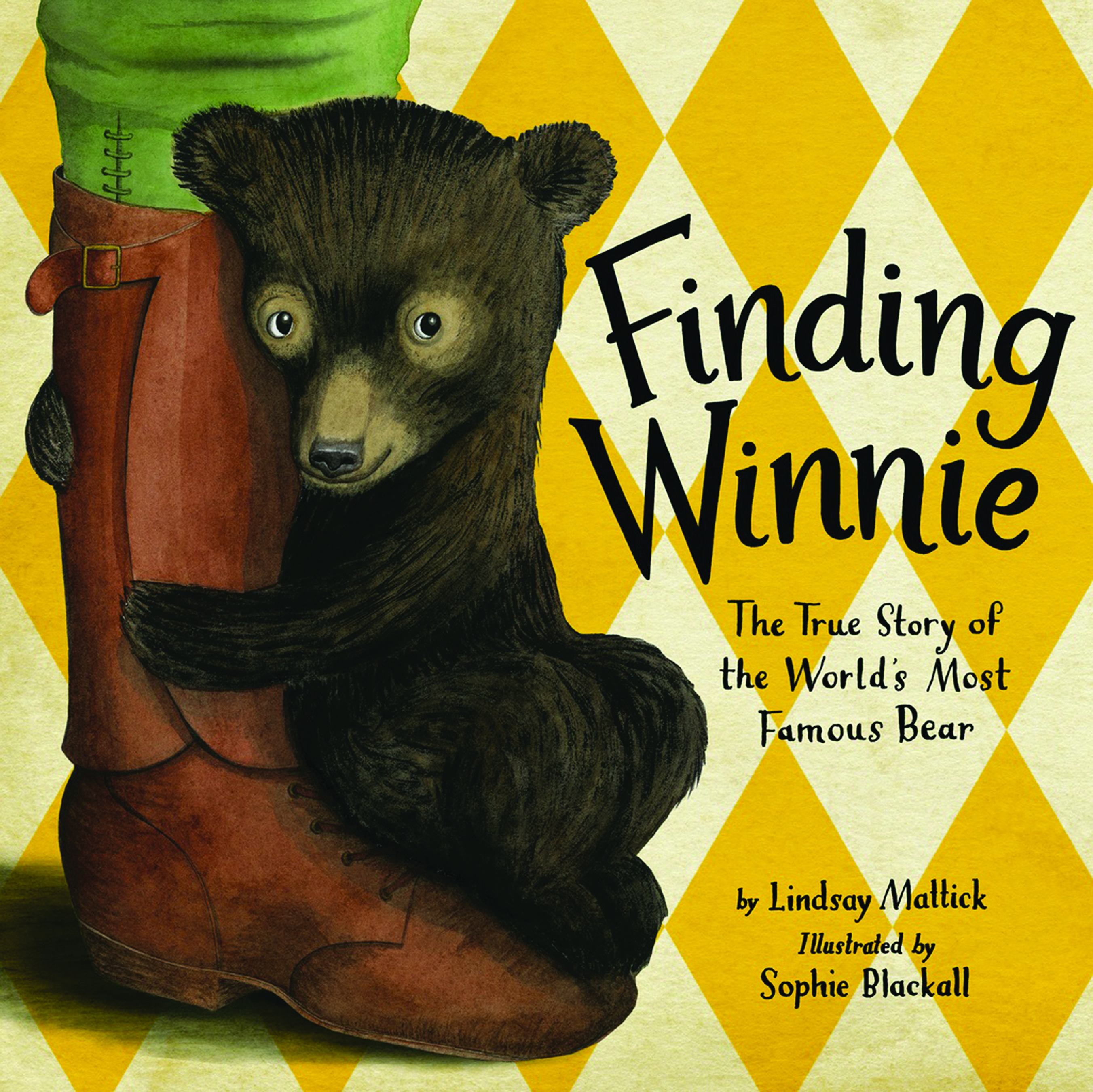 Finding Winnie: The True Story of the Worldду»s Most Famous Bear