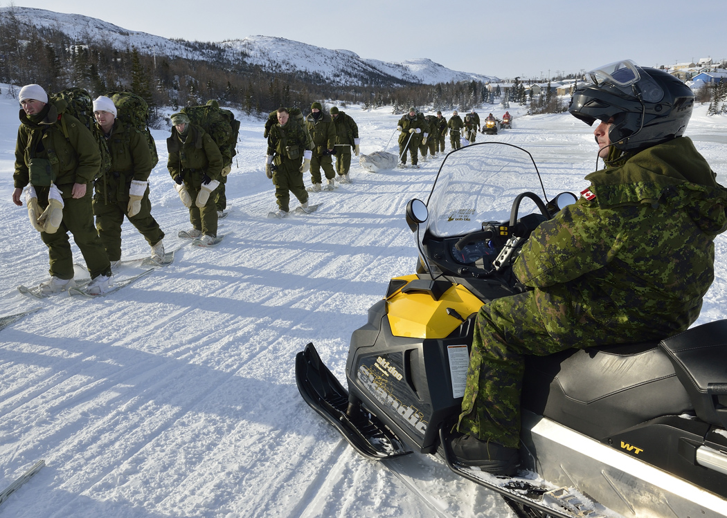 Canadian Arctic Sovereignty
