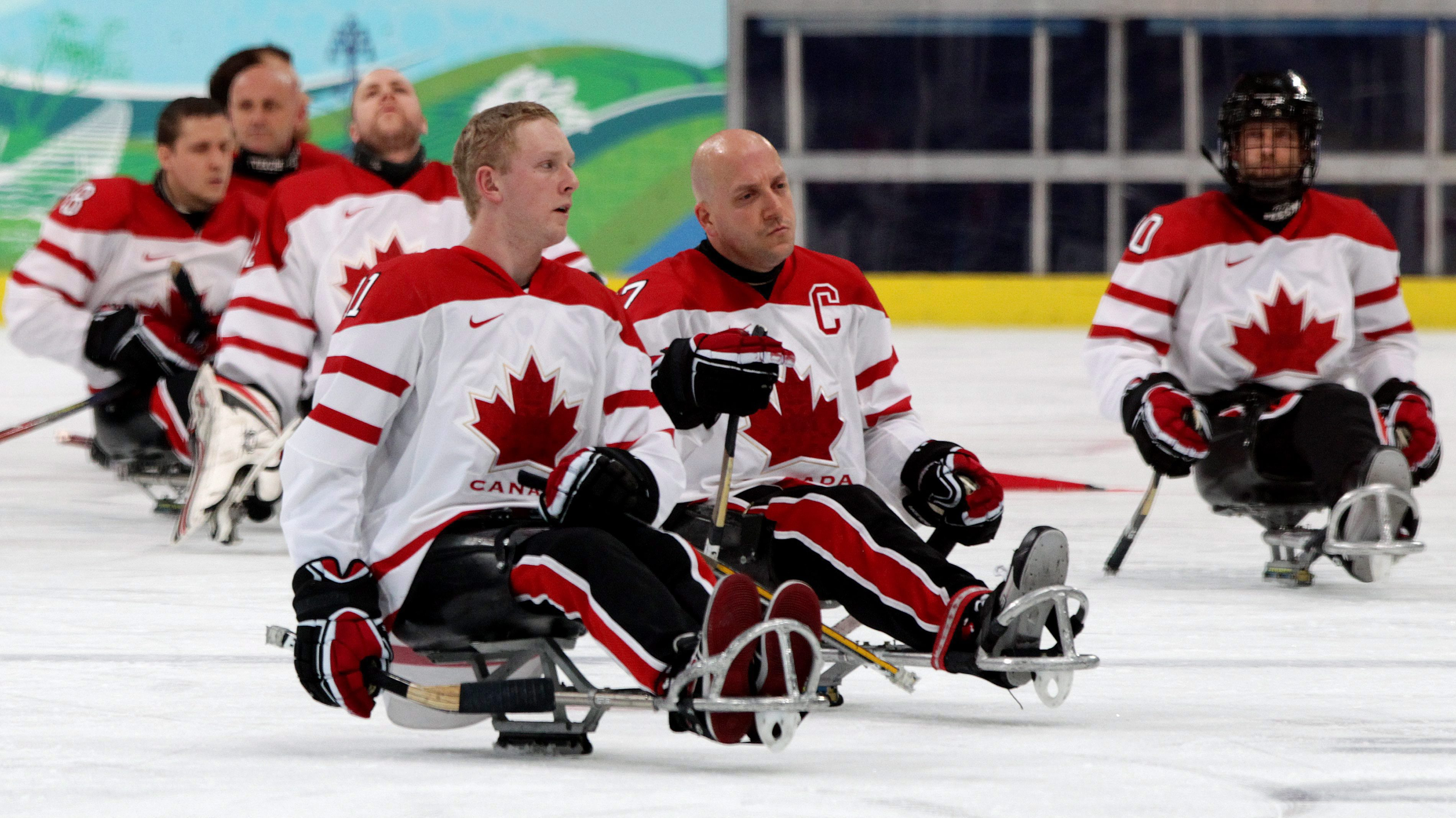 Para Ice Hockey (Sledge Hockey)