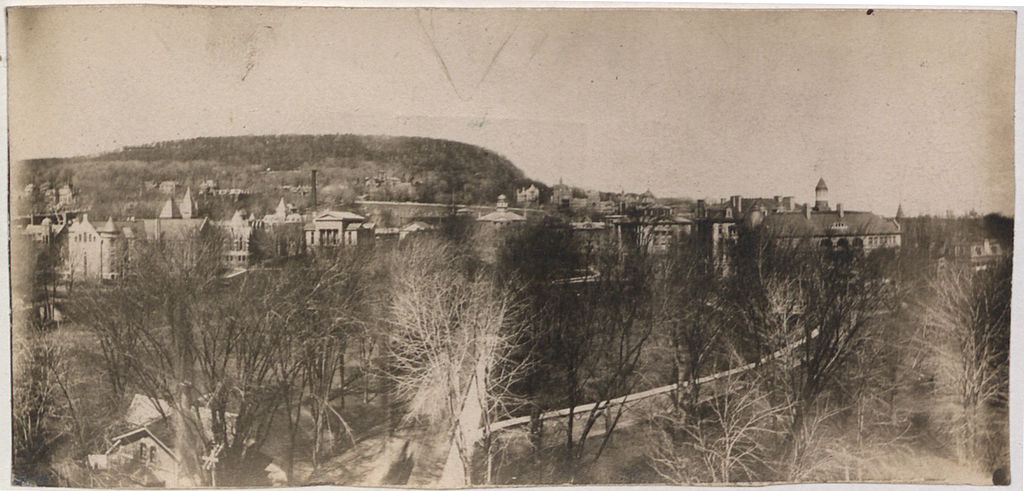 McGill University and Mount Royal, Montréal, 1906