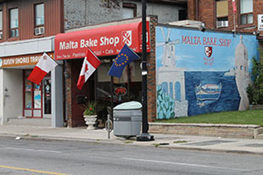 Toronto Feature: Little Malta (en anglais seulement)