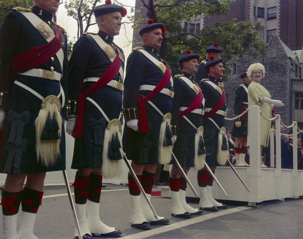 Queen Elizabeth during a visit to Canada, ca. 1943-1965.