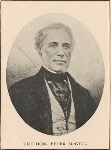 Hon. Peter McGill