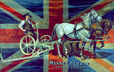 Massey Harris Advertisment
