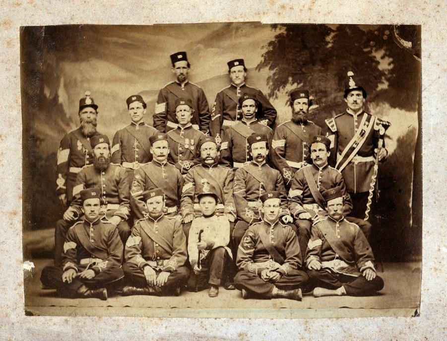 10th Royal Regiment of Toronto Volunteers