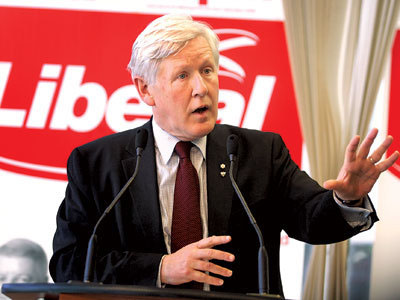 Bob Rae, politicien