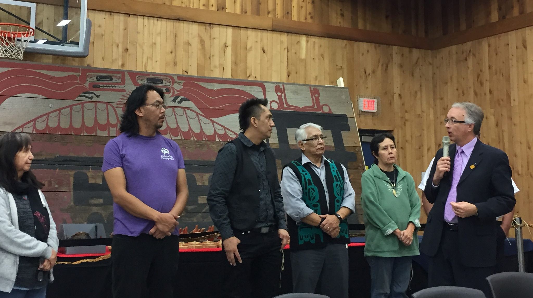 Return of Huu-ay-aht Cultural Treasures