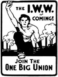 One Big Union poster, ca. 1910.
