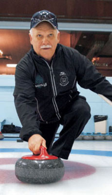 Ed (the Wrench) Werenich Returns to Curling