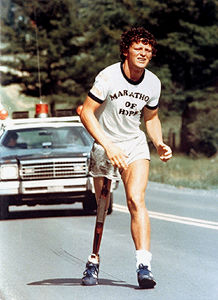 The Courage of Terry Fox