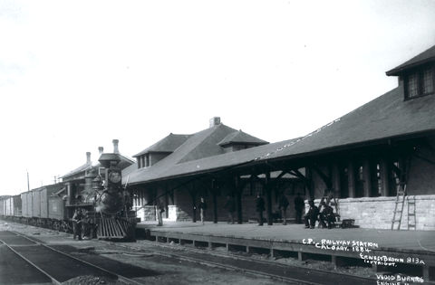 CP Railway Station