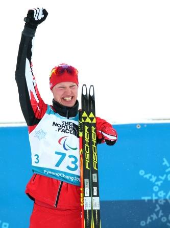 Mark Arendz Wins Gold, PyeongChang 2018