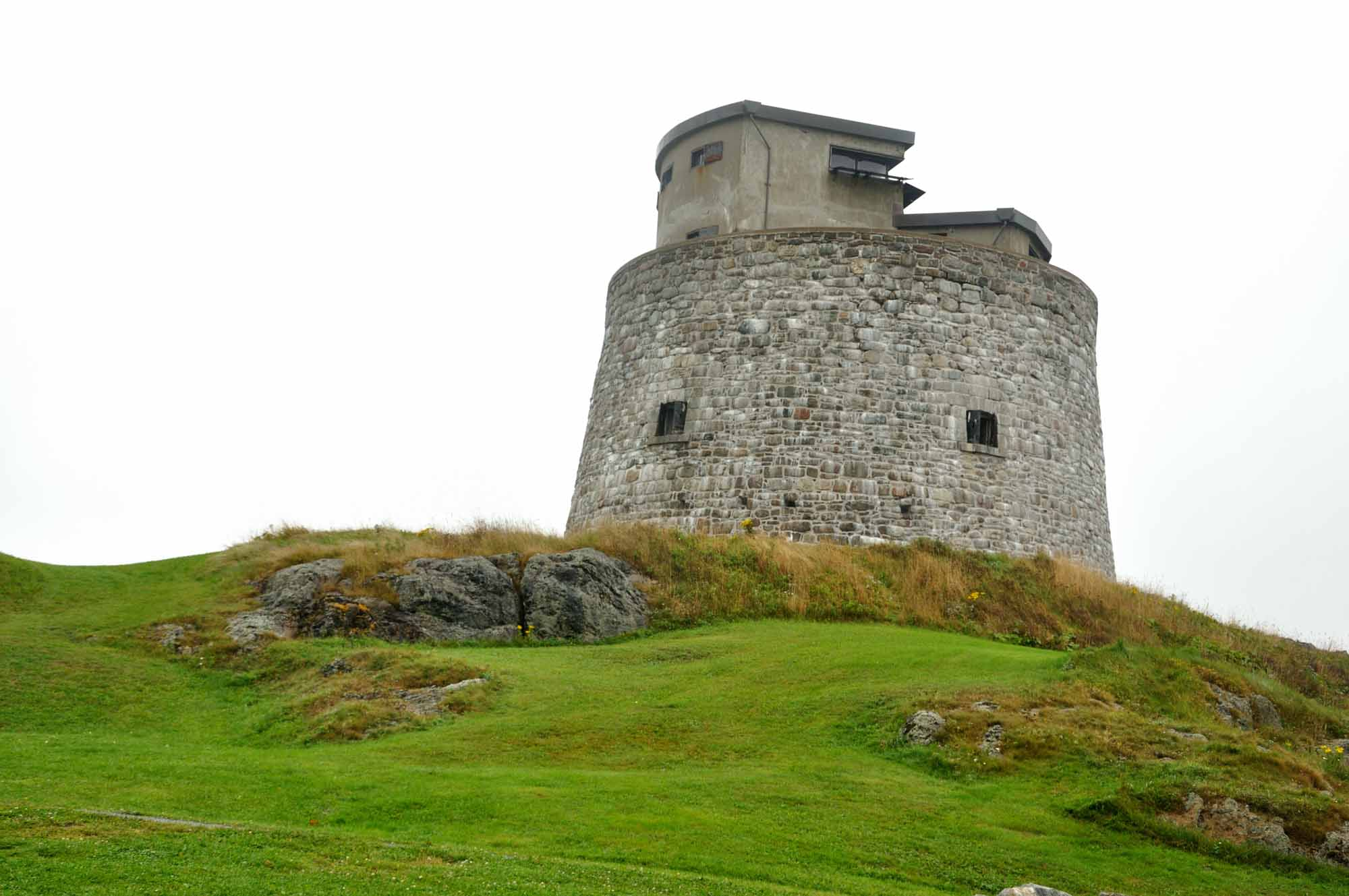Carleton Martello Tower National Historic Site of Canada