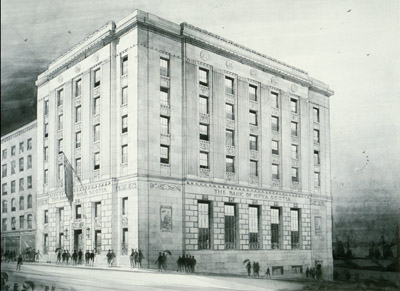 Bank of Nova Scotia, Halifax