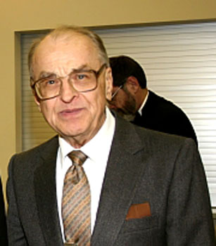 Walter Babiak, author