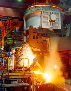 Iron And Steel Industry The Canadian Encyclopedia