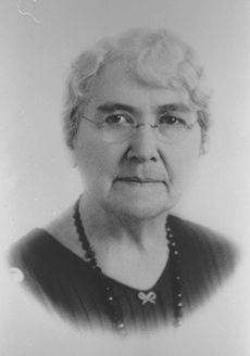 Louise McKinney, women's rights activist, legislator