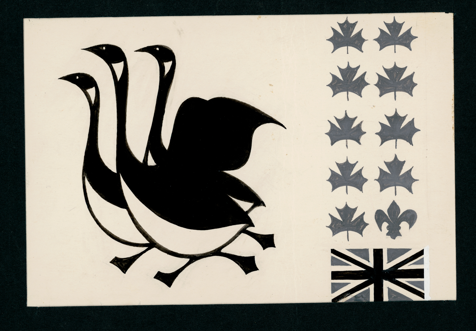 Flag Submission - Canada Geese