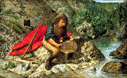 Gold Rushes | The Canadian Encyclopedia