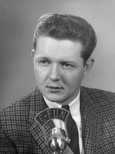 Red Robinson, 1962.