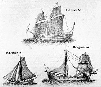 Early Sailing Ships