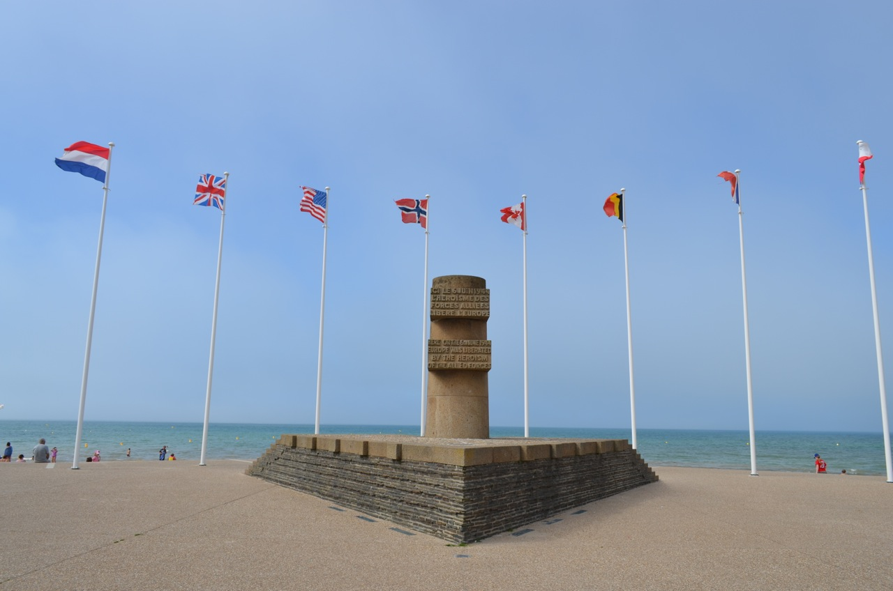 battle of normandy the canadian encyclopedia the simple epitaph on this d day memorial at courseulles sur mer reads here on the 6th 1944 europe was liberated by the heroism of the allied forces