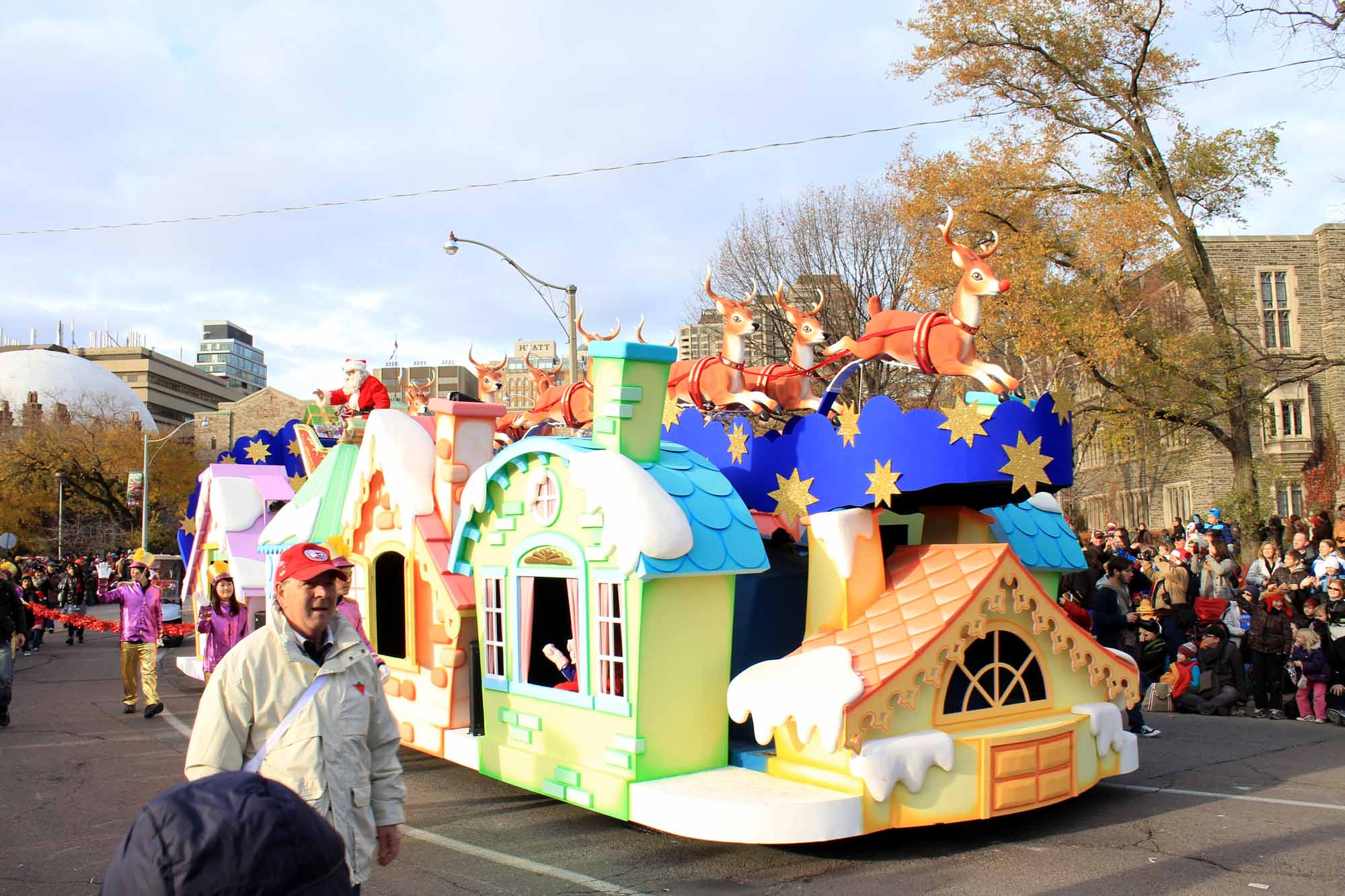 Santa Claus Parade