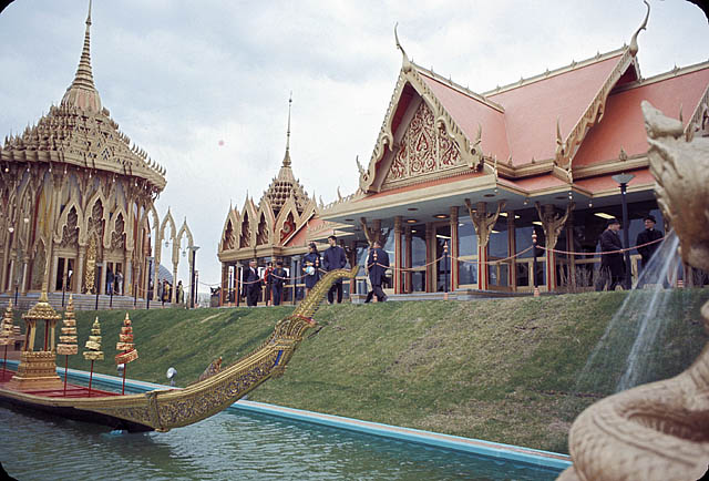 Thailand Pavilion at Expo 67
