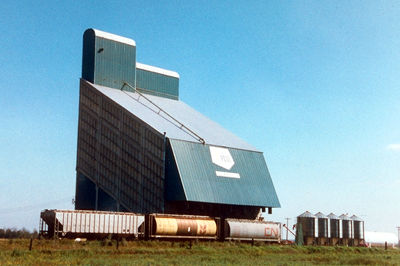 Buffalo Slope Grain Elevator
