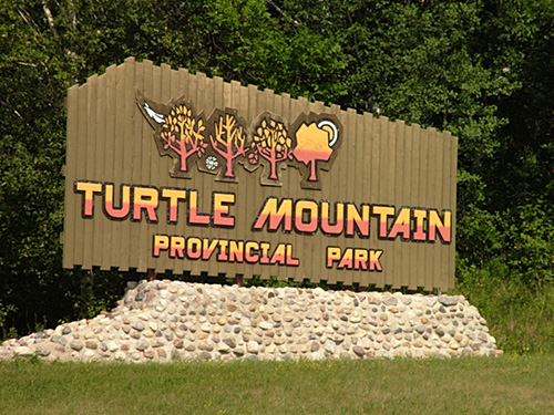 Parc provincial Turtle Mountain