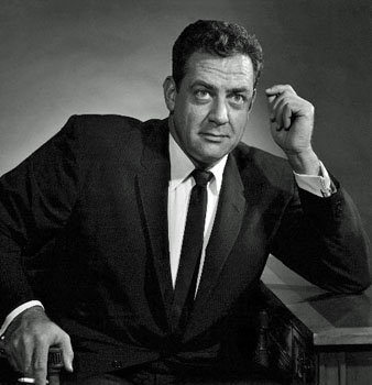 Raymond Burr, actor