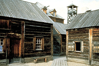 Fort Edmonton Historic Site