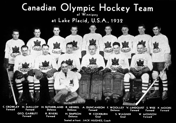 Winnipeg Hockey Club, 1932