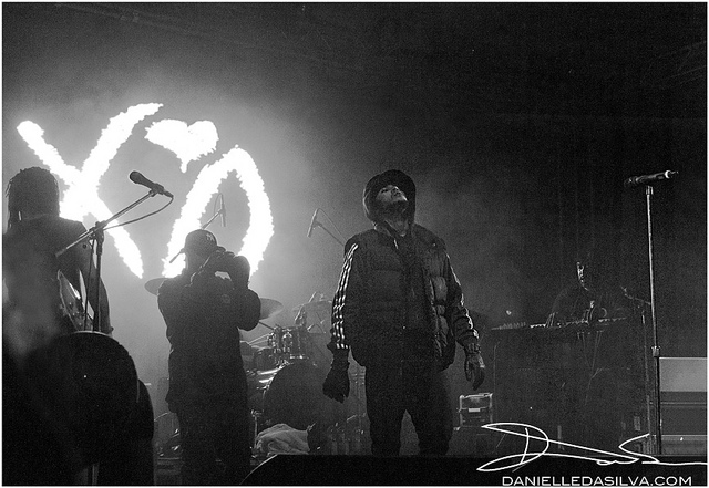 The Weeknd en concert, London, Ontario