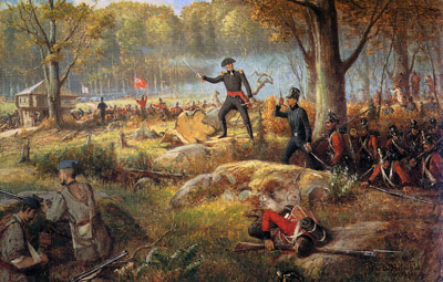 Battle of the Châteauguay National Historic Site of Canada