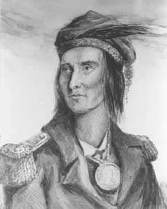 Tecumseh: The Savior of Upper Canada