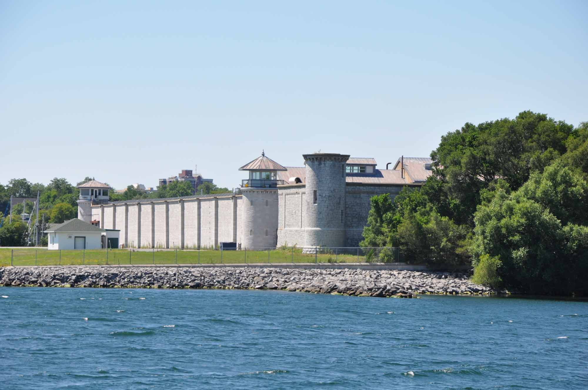 Kingston Penitentiary in Ontario
