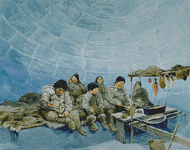 Arctic Indigenous Peoples in Canada | The Canadian Encyclopedia