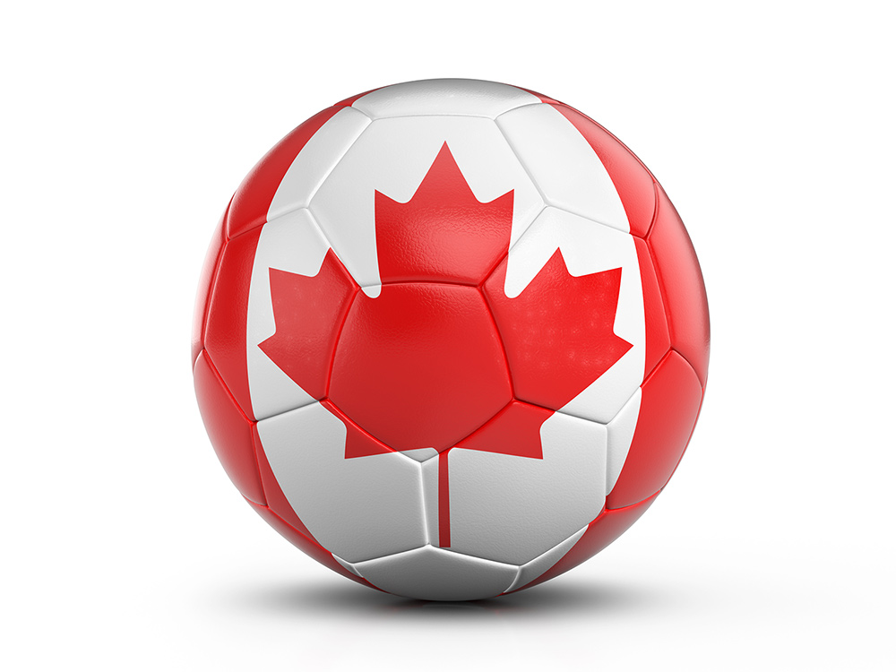 Canadian Soccer Ball