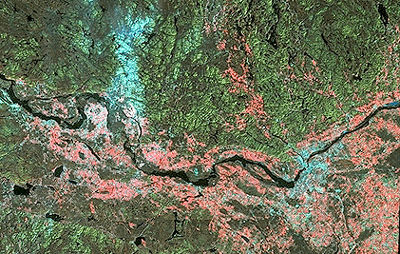 Ottawa (image-satellite)
