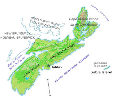 Sable Island The Canadian Encyclopedia - The canadian encyclopedia