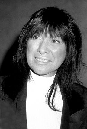 Buffy Sainte-Marie, singer-songwriter
