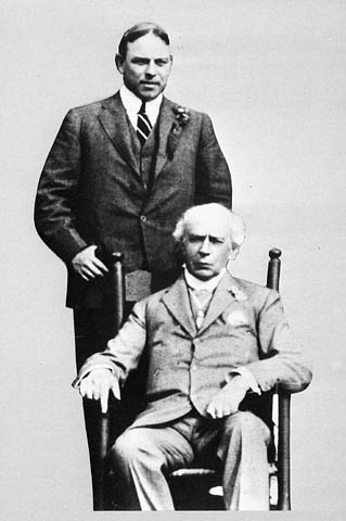 King et Laurier