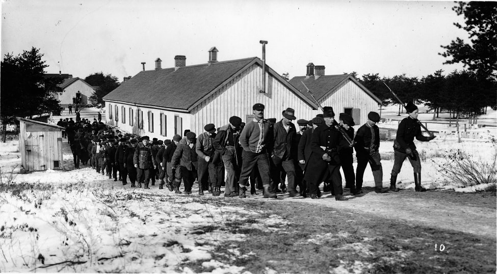 Camp d'internement de Petawawa