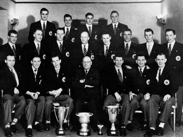 Canada at the 1952 Olympic Winter Games