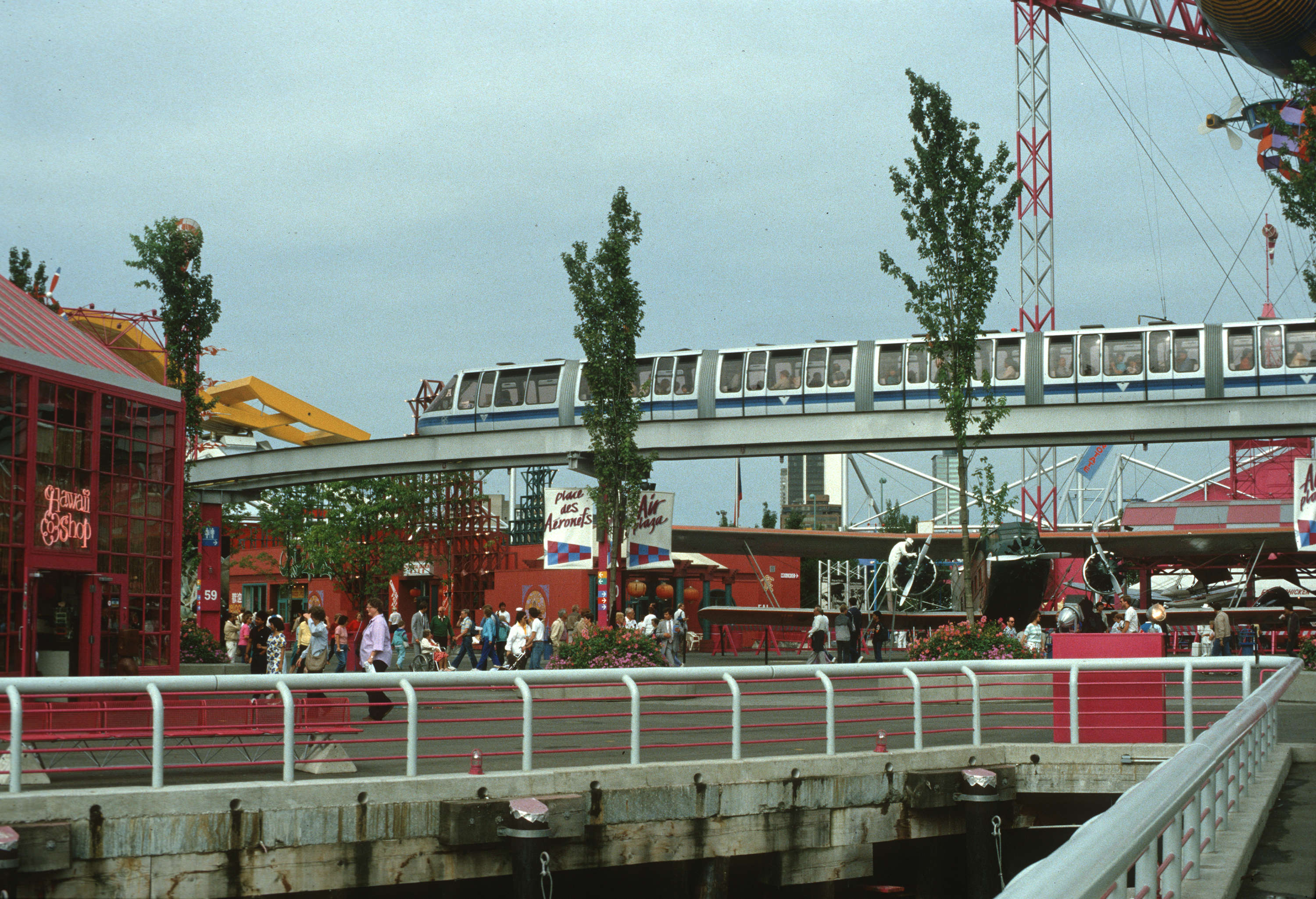 Expo 86, Vancouver, BC